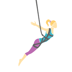 Aerial Fitness Training Bungee Level 1 Certification